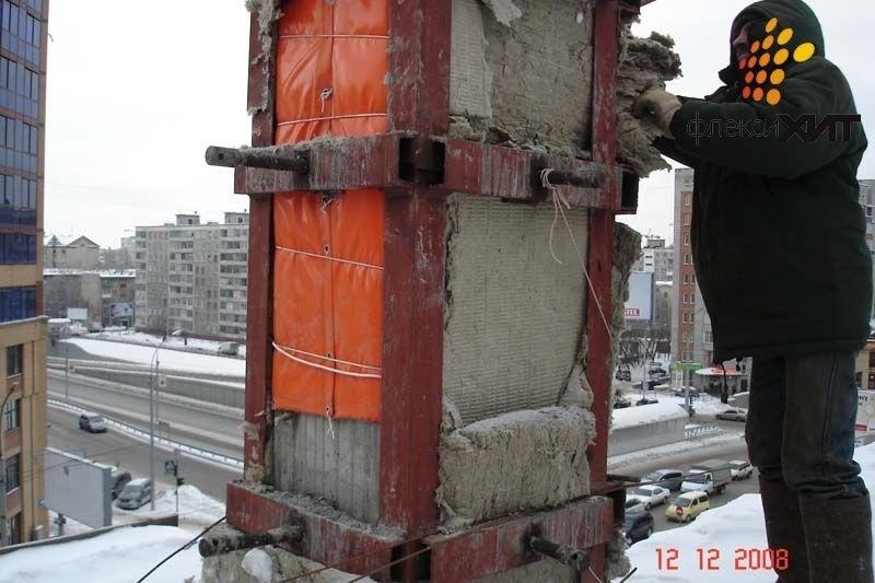 Снятие термомата после прогрева колонны.jpg