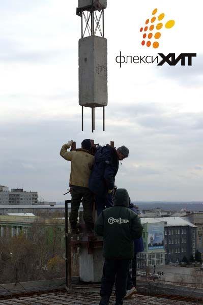 Установка бетонной колонны.jpg